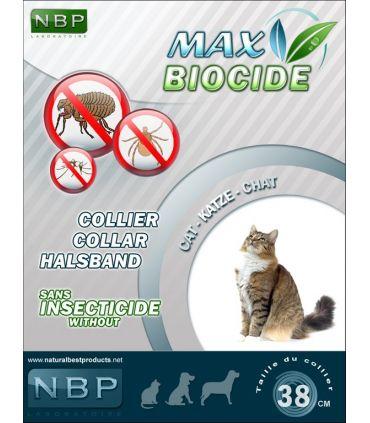 NBP Zgarda Antiparazitara Pisica 35cm