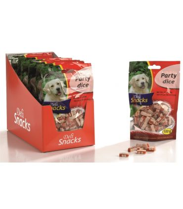 Delisnacks Party Dice Pui 100g PP781970