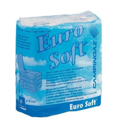 Hartie Toaleta Eurosoft (4 role)