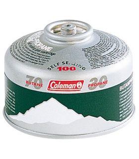 Butelie gaz cu valva Coleman 100