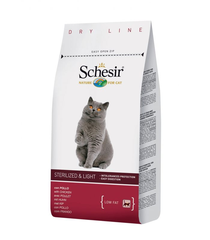 Schesir Cat Sterilized 400 g