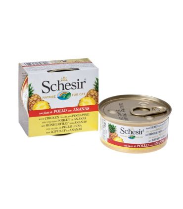 Schesir Fruit Pui-Ananas 75 g