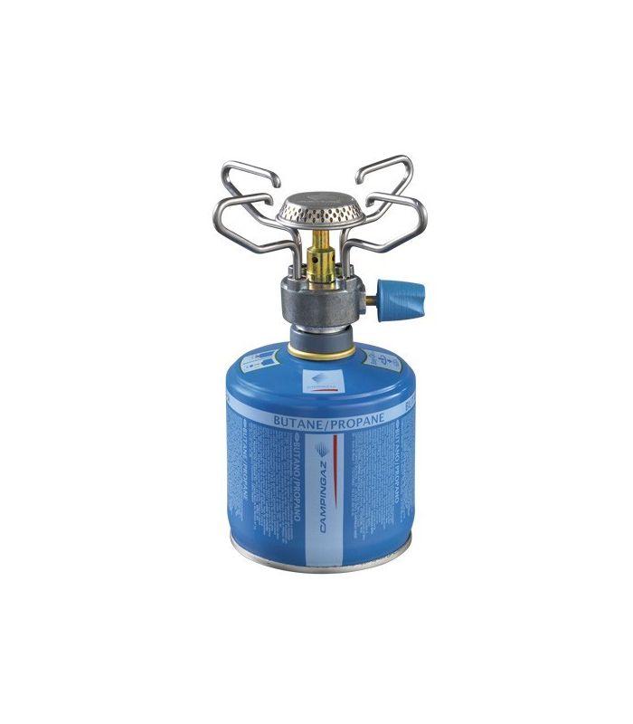 Pachet Promo Aragaz Campingaz Bleuet Micro Plus cu Butelie CV300 Plus