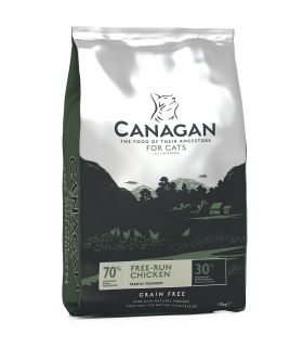 Canagan Cat Grain Free Pui 375 gr