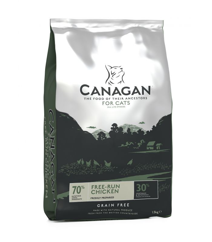 Canagan Cat Grain Free Pui 4 Kg