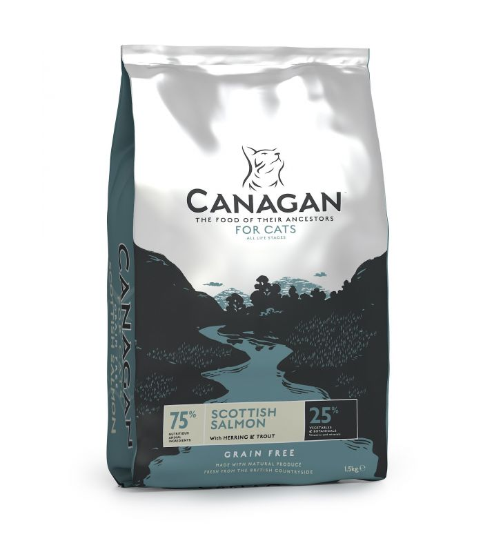 Canagan Cat Grain Free Somon 375 gr