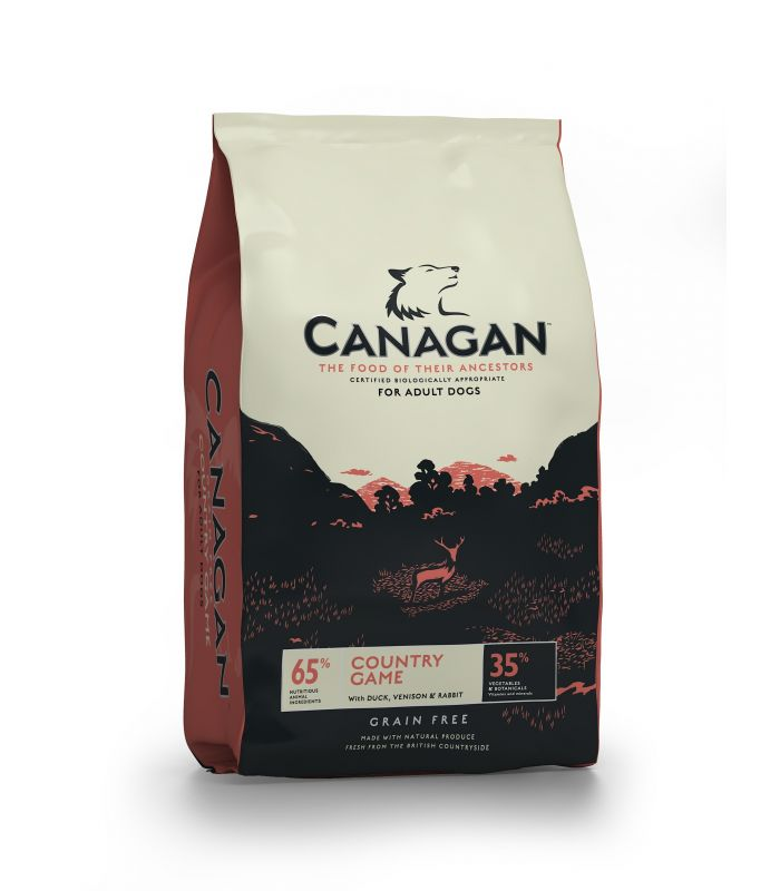 Canagan Grain Free Vanat 12 Kg
