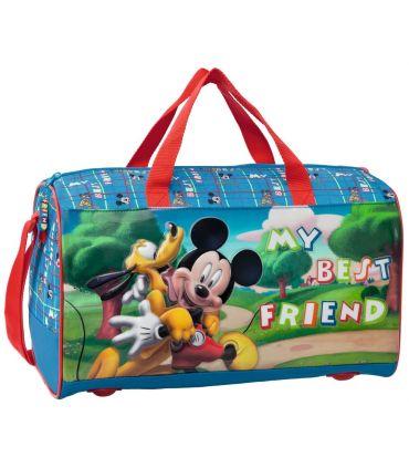 Geanta de Voiaj 38 cm Mickey si Pluto Friends