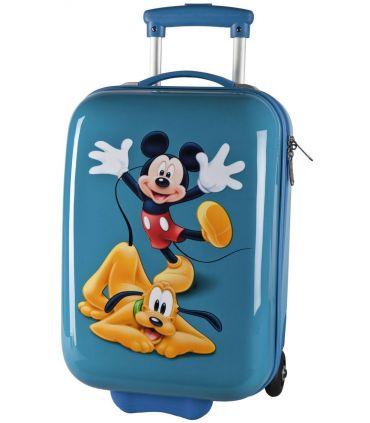 Troler Abs 48 cm Mickey si Pluto