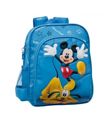 Ghiozdan 28 cm Mickey si Pluto
