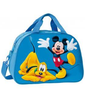 Geanta de Voiaj 40 cm Mickey si Pluto