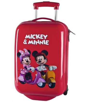 Troler Abs 48 cm Mickey si Minnie