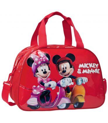 Geanta de Voiaj 40 cm Mickey si Minnie