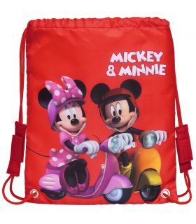 Sac 40 cm Mickey si Minnie