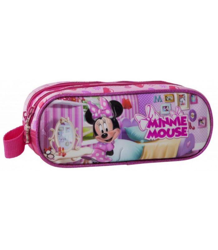 Borseta/Penar 23 cm, 2 Compartimente Minnie