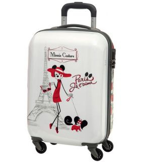Troler Abs 55 cm Minnie Couture