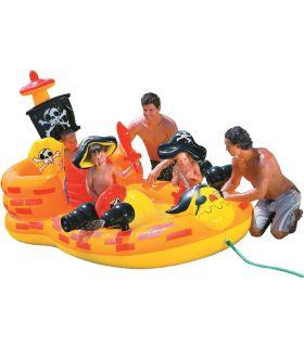 Centru Joaca Gonflabil Acvatic Pirate Ship Intex 57457