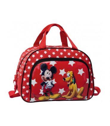 Geanta de voiaj Mickey & Pluto Stars