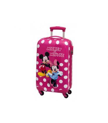 Troler ABS Minnie & Mickey Lunares