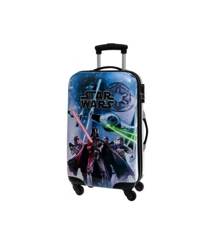Troler Abs 67 cm 4 Roti Star Wars