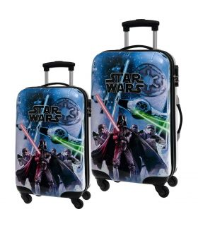 Set 2 Trolere Abs 55/67 cm 4 Roti Star Wars
