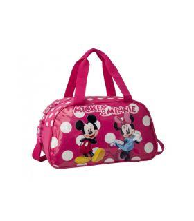 Geanta de Voiaj 41 cm Minnie si Mickey Lunares