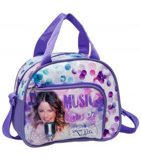 Geanta de Umar Disney Violetta Microfon