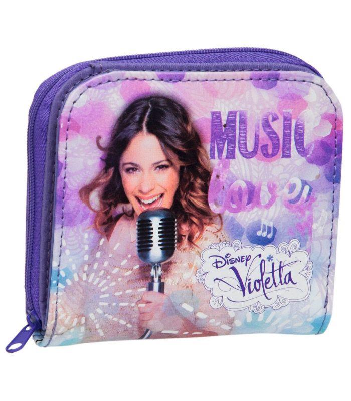 Portofel Violetta Microfon