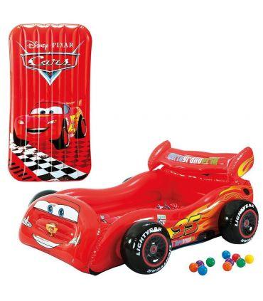 Centru de Joaca Gonflabil Cars cu Bilute Intex 48667