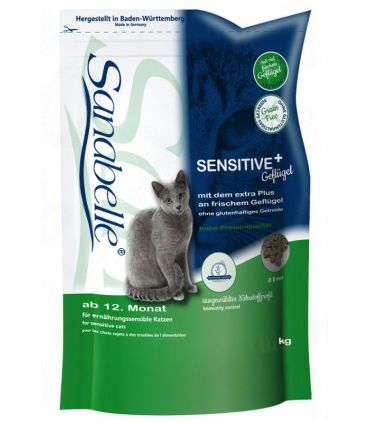 Sanabelle Sensitive Pui 400 g