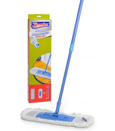 Set Mop Microwiper Extra + 2 Rezerve