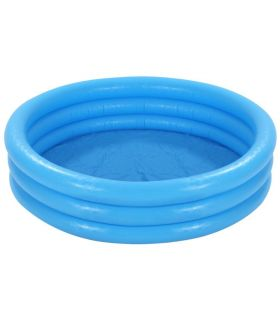 Intex Piscina Blue Cristal 58426, ~ ᴓ 147 x 33 cm