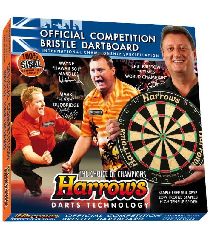 Official Competition Bristle Dartboard