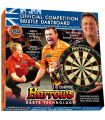 Official Competition Bristle Dartboard