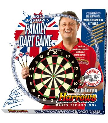 Bristow Family Dart Game