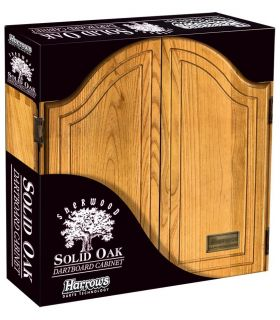 Sherwood Solid Oak Cabinet