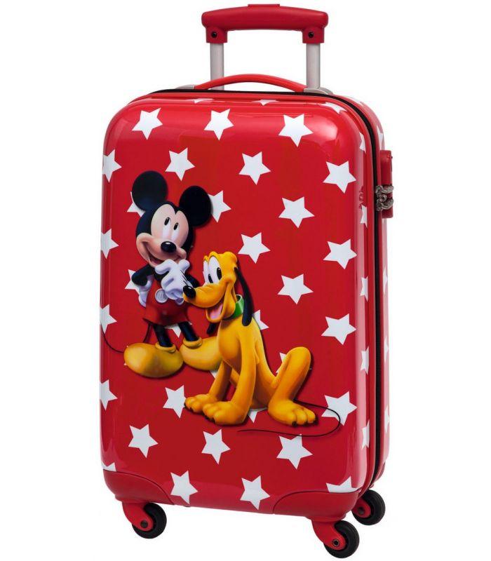 Troler Abs 55 cm 4 Roti Mickey si Pluto Stars
