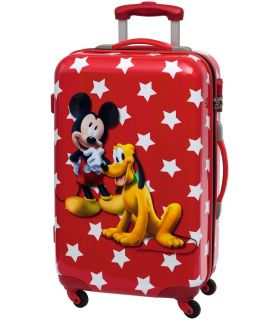 Troler Abs 67 cm 4 Roti Mickey si Pluto Stars