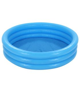 Intex Piscina Blue Cristal 58446, ~ ᴓ 168 x 38 cm