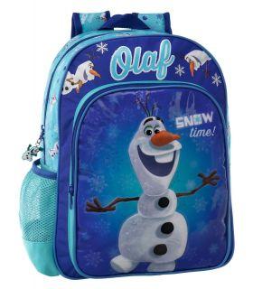 Ghiozdan de Scoala 38 cm Olaf Snow Time