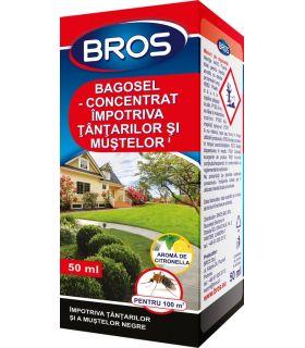 Bros Bagosel Tantari si muste Exterior Concentrat 50 ml