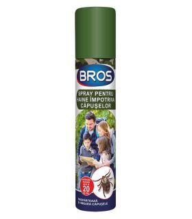 Bros Spray Pentru Haine Impotriva Capuselor 90 ml