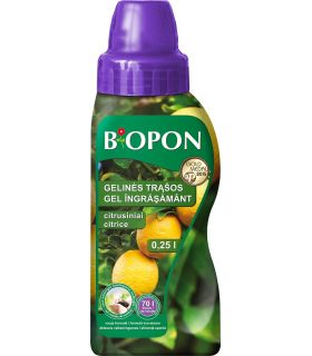 Biopon Ingrasamant Gel Citrice 0.25 l