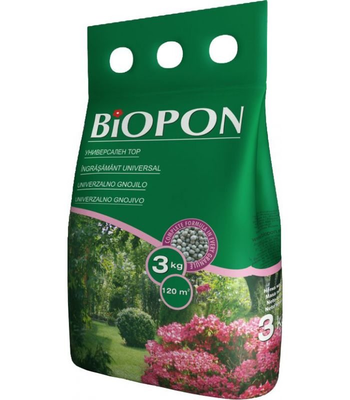 Biopon Ingrasamant Universal 3 kg