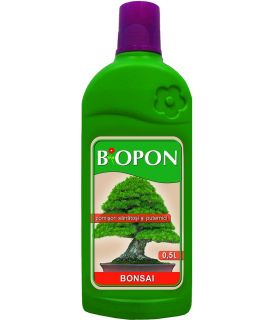 Biopon Ingrasamant Lichid Bonsai 0.5 l