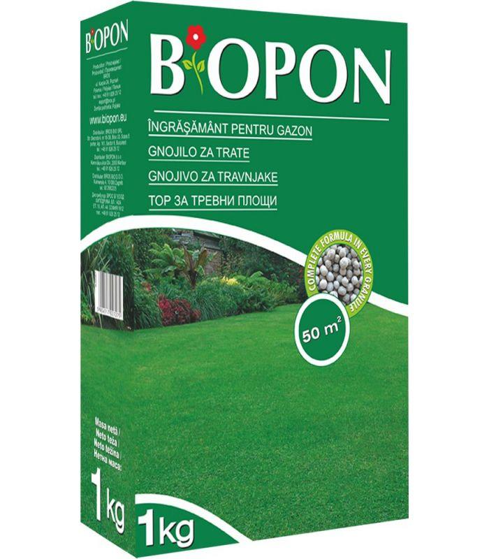 Biopon Ingrasamant Gazon 1 kg