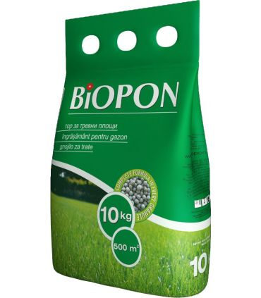 Biopon Ingrasamant Gazon 10 kg