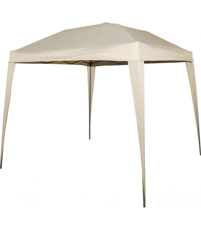 Pavilion Easy Up 2.35x2.35x2.45 m Crem