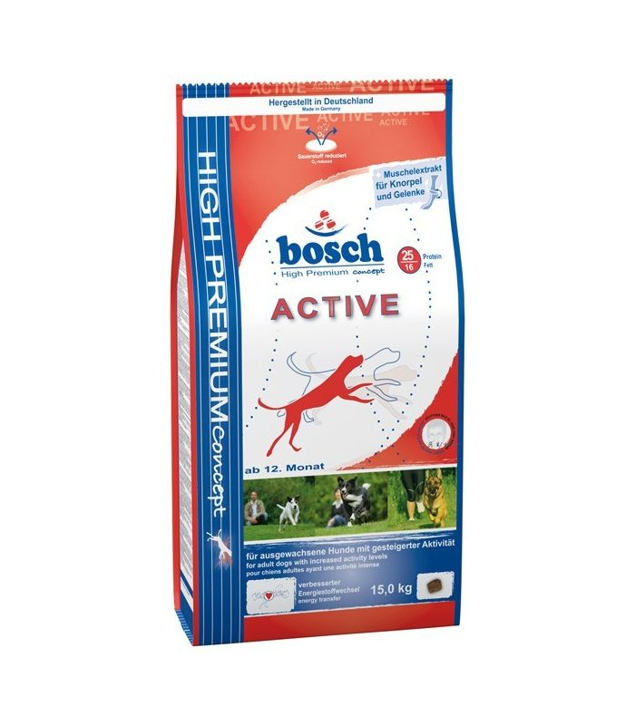Bosch HP Active 15 Kg