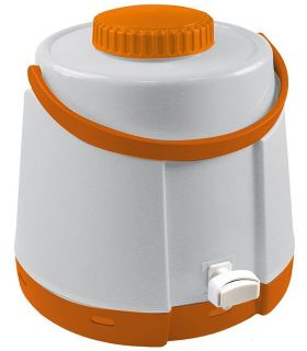 Recipient Termic Lichide Ciao! 5.60 Litri Gri-Portocaliu